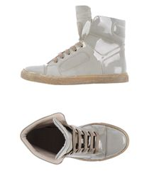 BRUNELLO CUCINELLI - High-top sneaker