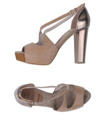 BRUNELLO CUCINELLI - Platform sandals