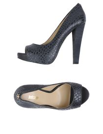 JUST CAVALLI - Courts with open toe
