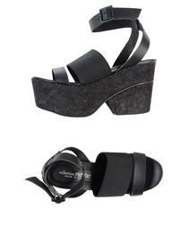 COLLECTION PRIVĒE? - Platform sandals