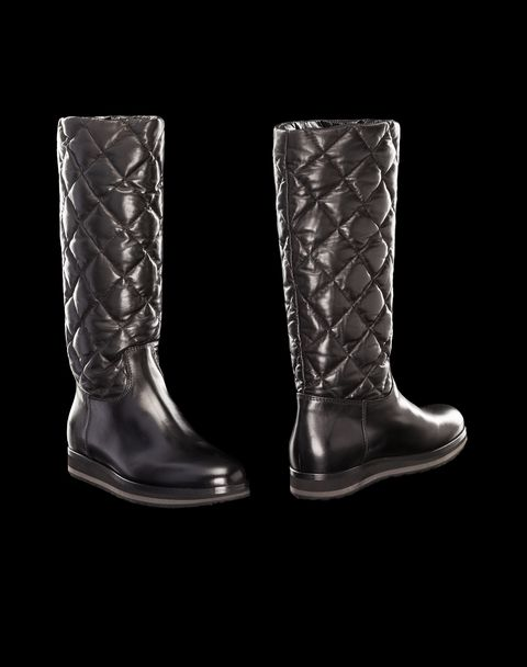 MONCLER Women - Autumn-Winter 13/14 - SHOES - Boots - SAN CASSIANO
