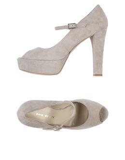 BAINDOUCHE - ОБУВЬ - Туфли с открытым носком