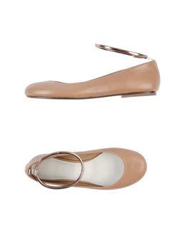 MAISON MARTIN MARGIELA 22 Ballet flats $ 215.00