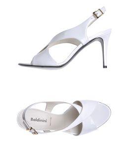 BALDININI - ОБУВЬ - Босоножки на каблуке