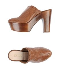 TATA - Open-toe mules