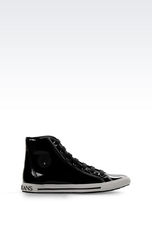Shoes: High-top sneakers Women by Armani - 1
