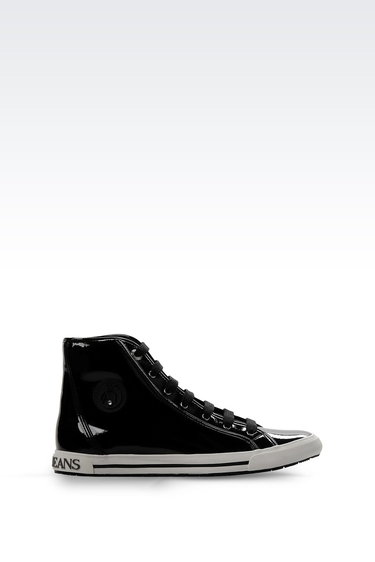 Shoes: High-top sneakers Women by Armani - 0