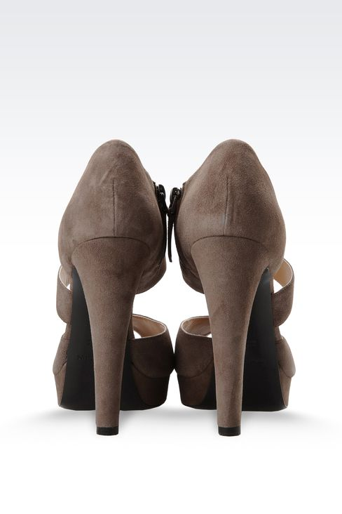 Shoes: Platform sandals Women by Armani - 3