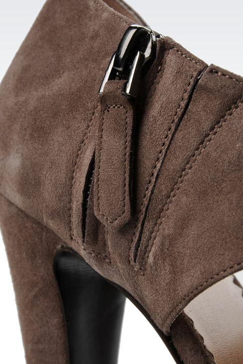 Shoes: Platform sandals Women by Armani - 4
