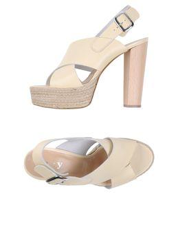 Sandalias con plataforma - MAY EUR 79.00