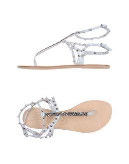 Sandalias de dedo - IOANNIS EUR 79.00