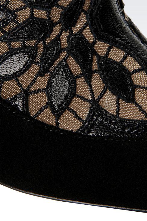 Shoes: Shoe boots Women by Armani - 4