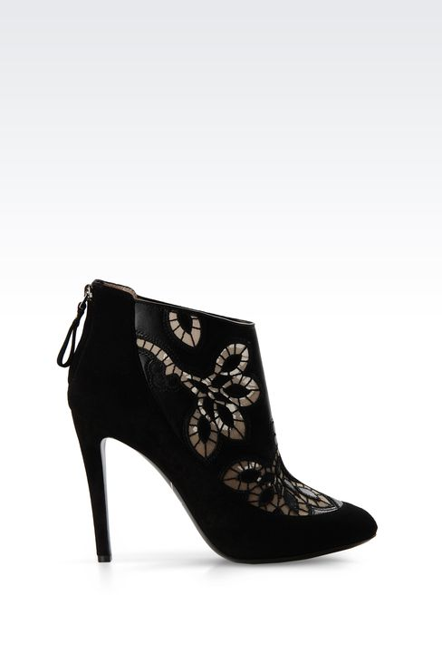 Shoes: Shoe boots Women by Armani - 1
