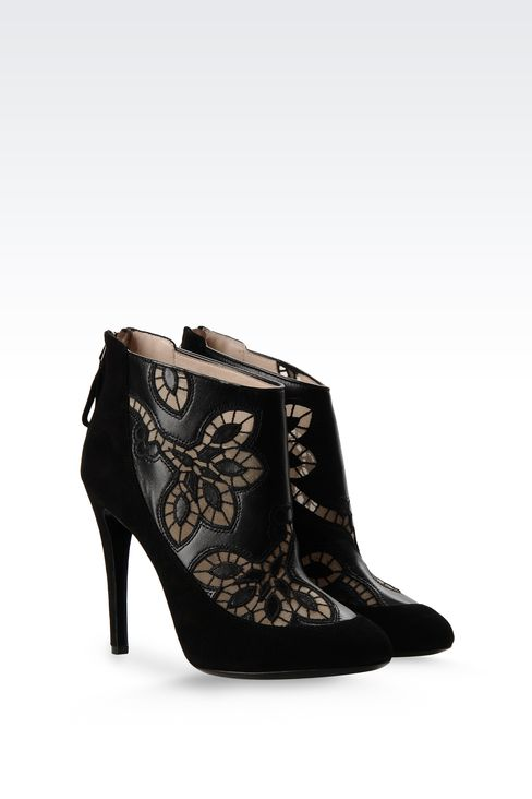 Shoes: Shoe boots Women by Armani - 2