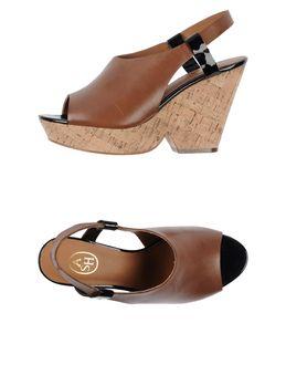 Sandalias con plataforma - ASH EUR 89.00