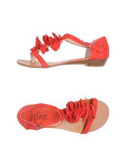 Sandalias de dedo - MTNG EUR 45.00