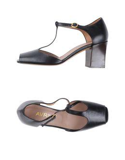 AVRIL GAU - ОБУВЬ - Туфли с открытым носком