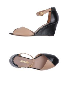 AVRIL GAU - ОБУВЬ - Обувь на танкетке