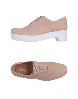 AVRIL GAU - ОБУВЬ - Обувь на шнурках