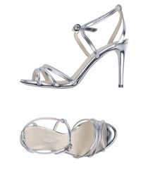 BALMAIN - High-heeled sandals