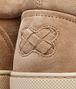 BOTTEGA VENETA Walnut Intrecciato Suede Sneaker Trainers U ap