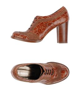 ALBERTO ZAGO - ОБУВЬ - Обувь на шнурках