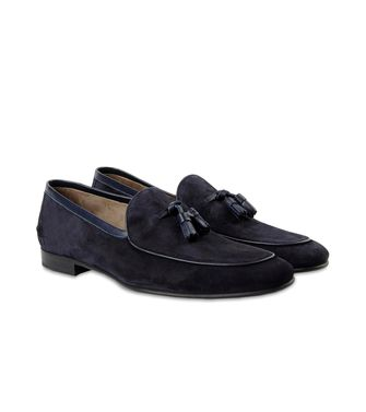 ERMENEGILDO ZEGNA: Loafers Dark brown - 44599166AK