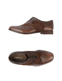 GEOX - Laced shoes
