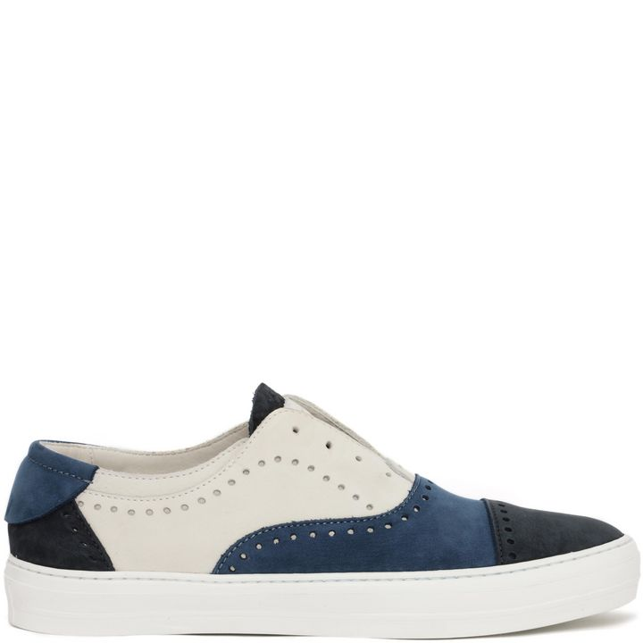 Alexander McQueen, Tri-Colour Low Sneaker