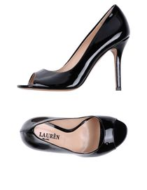 LAURÈN - Pumps with open toe
