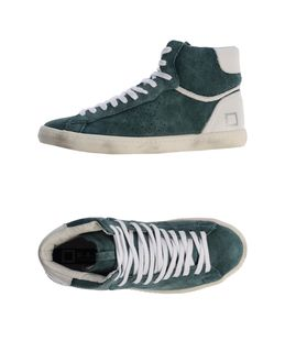 D.A.T.E. High-top sneakers $ 86.00