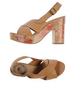 Sandalias con plataforma - FORNARINA EUR 69.00