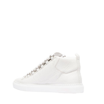 Balenciaga  Shiny effect High Sneakers
