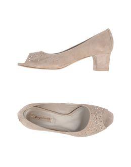 ALTO GRADIMENTO - ОБУВЬ - Туфли с открытым носком