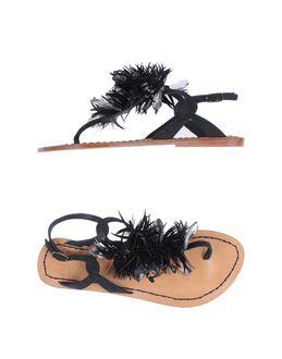 Sandalias de dedo - MALIPARMI EUR 59.00