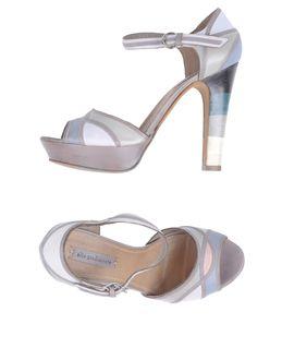 Sandalias con plataforma - ALTO GRADIMENTO EUR 83.00