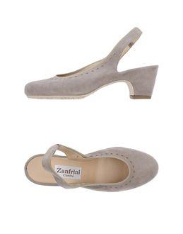 ZANFRINI CANTÙ Εξώφτερνα παπούτσια