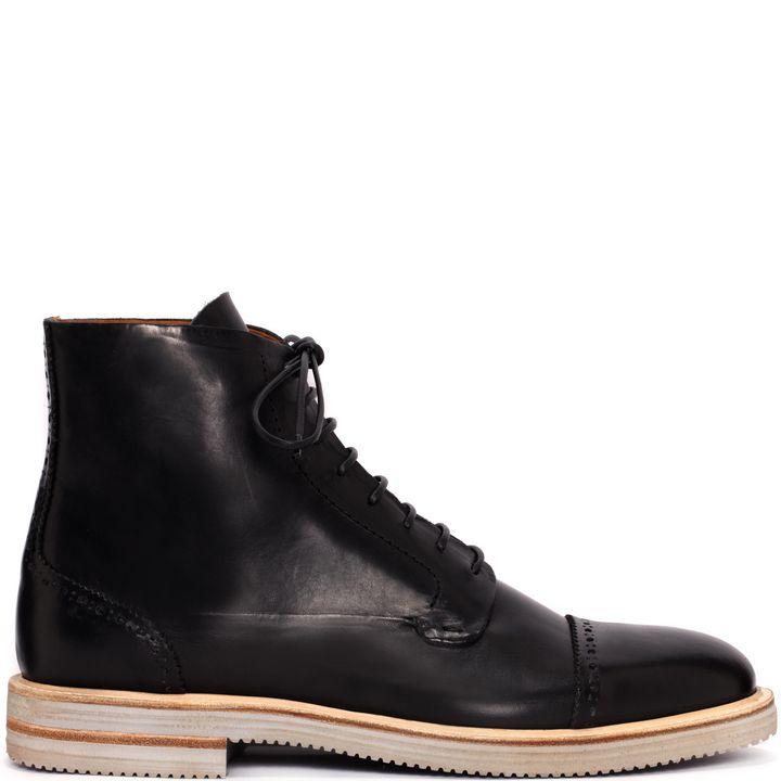 Alexander McQueen, Vibram Sole Boot