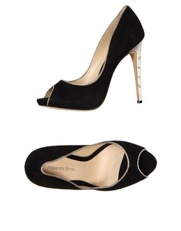 Courts with open toe - ALEXANDRE BIRMAN