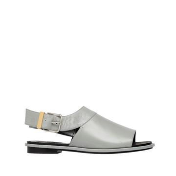 Balenciaga Glove Curve Flat Sandals