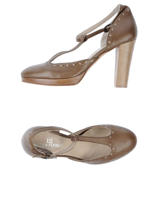 Туфли на платформе купить