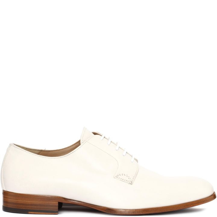 Alexander McQueen, Derby Lace-Up Shoe