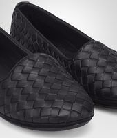 Nero Intrecciato Nappa Outdoor Slipper