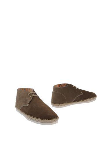 Высокие ботинки GIALLOCRA 44612261LS