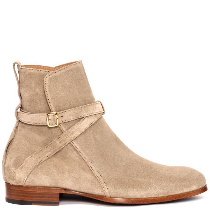 Alexander McQueen, Buckle Wrap Boot