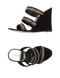 DSQUARED2 - Open-toe mule