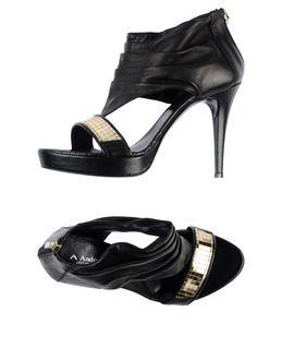 Sandalias con plataforma - ANDREA MORELLI EUR 85.00