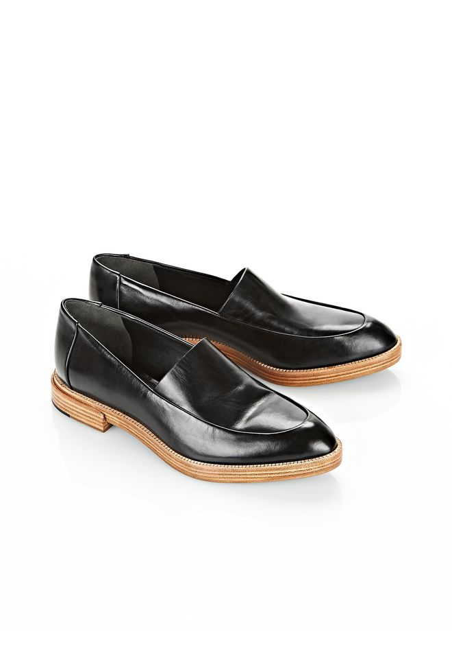 ALEXANDER WANG HILARY LOAFER FLATS Adult 12_n_r