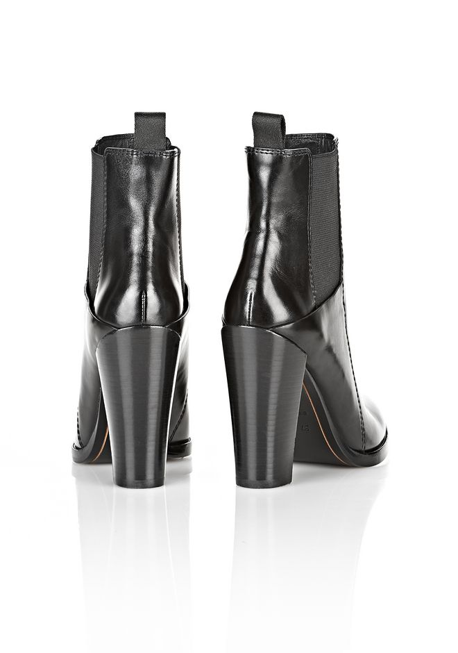 ALEXANDER WANG THEA ANKLE BOOTIE BOOTS Adult 12_n_e