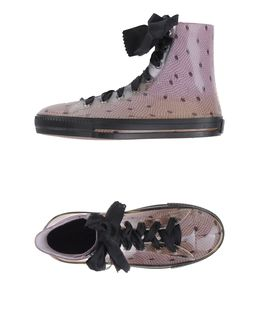 REDVALENTINO High-top sneakers $ 118.00